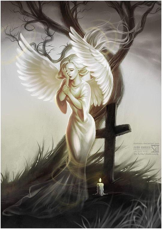 Zapłakał Anioł Stróż że śmierci Się Ukłonił Rip Sławku