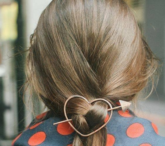 Romantyczna fryzura - Kliknij w zdjęcie aby zobaczyć więcej