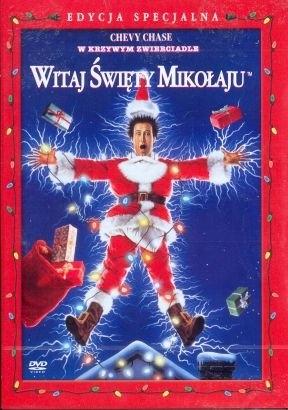 W krzywym zwierciadle: Witaj, Święty Mikołaju (1989)  Clark Griswold (Chevy Chase) postanawia zorganizować piękne święta całej rodzinie. Przyłączają się do nich jego rodzice i teściowie. Wydawałoby się, że te święta będą szczególne. I były. Ale z powodu licznych wpadek. Pięknie przyozdobiony dom nie chciał się świecić, pojawił się brat Clarka, choinka była za duża, zabrakło premii z zakładu pracy. To tylko część katastrof, jakie nawiedziły dom bohatera. A to dopiero początek kłopotów...