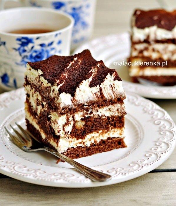 Ciasto kukułka.