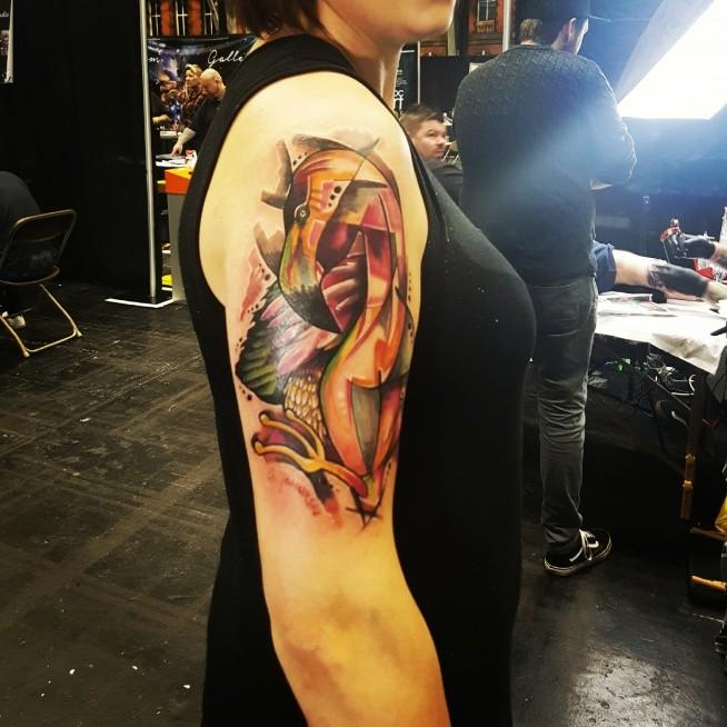 tattoo girl :)