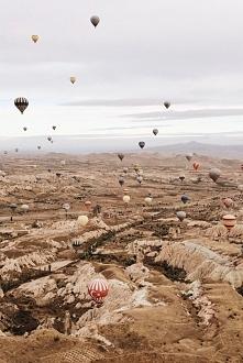 Goreme, Cappadocia. October, 2015.