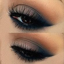 Makijaż w kolorze czerni - styl i elegancja