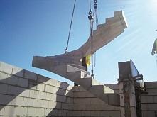 Żelbetowe schody prefabrykowane w budownictwie