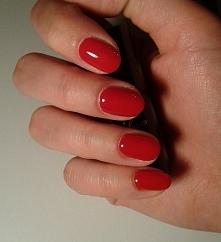 Klasyczna czerwień :)