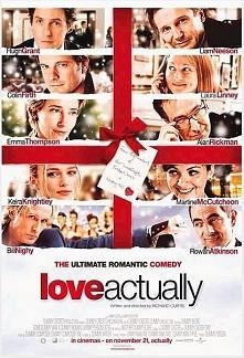 To właśnie miłość (2003)  Premier zakochujący się od pierwszego wejrzenia w jednej z pracownic swojego biura już w kilka chwil po wejściu do siedziby przy 10 Downing Street... P...