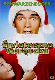 Świąteczna gorączka (1996)  Howard Langston (Arnold Schwarzenegger) jest biznesmenem w średnim wieku. Zapracowany zaniedbuje swoją rodzinę, przez co traci zaufanie swojego synka...