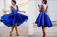 śliczna sukienka