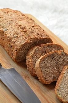 Przepis na chleb pełnoziarn...