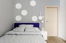 Mieszkanie w Sea Towers, Gdynia /sypialnia mniejsza/