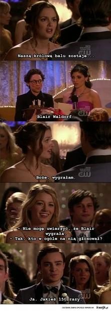 Chuck + Blair =LOVE