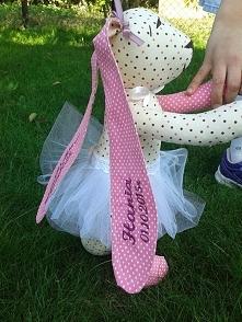 Króliczek z okazji narodzi dziecka. zamówienia titi.love@wp.pl
