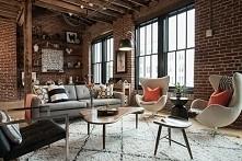 ceglany loft