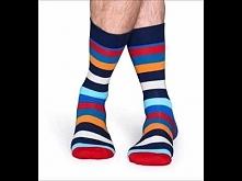 Te kolory są boskie! Skarpetki Happy Socks. Zobacz nowe modele w sklepie Style To Go :)