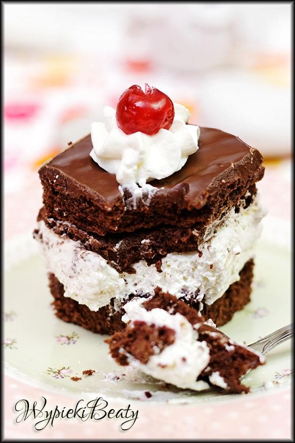 Ciasto wuzetka - Wypieki Beaty