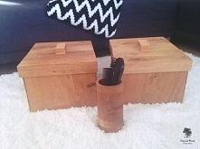 Pudełka drewniane na różne ...