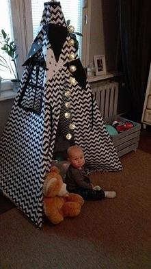Królestwo dla Twojego dziecka, Namiot Tipi Podstawa 100 cm