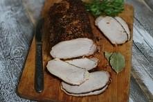 Schab pieczony do kanapek - przepis na wigotną domową wedlinę pokliknięciu w ...