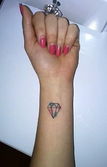 Mój diament wathetcolor ^^ ...