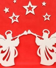 anioły, dekoracja rena24.pl