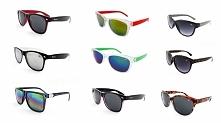 Okulary przeciwsłoneczne Brandex.