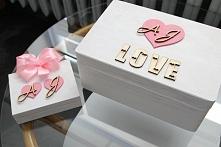 Pudełko na koperty i pudełk...