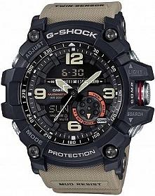 Męski oryginalny G-shock idealny na prezent dla mężczyzny ! Wielofunkcyjny CASIO GG-1000-1A5ER Więcej informacji i cena zakupu w linku w komentarzu :)