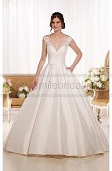 Essense of Australia Wedding Dresses Ball Gown Style D1790
