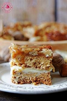 Ciasto orzechowiec - Wypieki Beaty