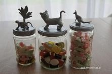Candy Jars, czyli co możesz...