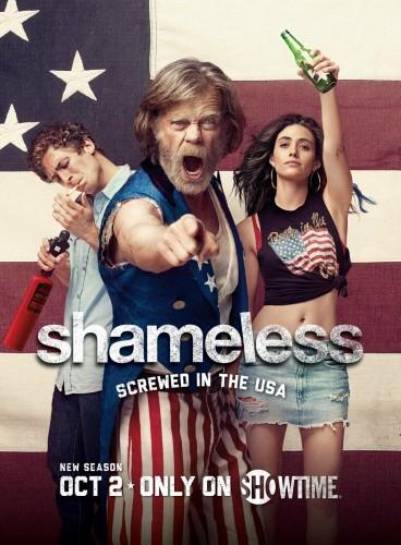 Shameless Fiona sama wychowuje piątkę rodzeństwa, gdyż jej matka zostawiła rodzinę, zaś ojciec jest nieustannie pijany.