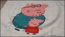 Świnka Peppa i Tata świnka