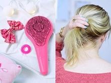 Trzy fryzury na co dzień, które zrobisz... w MINUTĘ! Tutoriale na blogu po kliknięciu w zdjęcie :)
