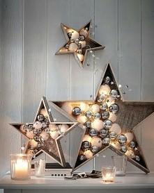 pomysł na świąteczną dekoracje