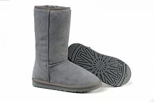 Womens Classic Tall Boots 5815 Grey