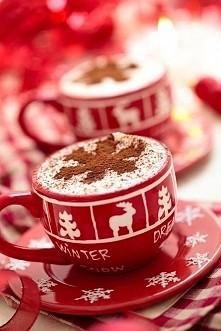 40. Kawa z cynamonem - i zapach Świąt gotowy ;)