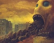 Zdzislaw Beksinski's Vision...