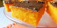 Tematycznie: ciacho z dyni, wilgotne, o konsystencji sernika Przepis: 1 kg dyni 4 jajka 150 g cukru 1/2 szklanki śmietany 18 % 200 g mąki 1 pomarańcza 80 g masła cukru waniliowe...
