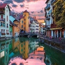 Annecy - Francja ❤