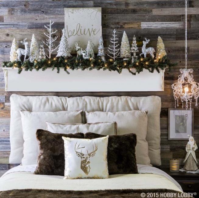 świąteczna Sypialnia Na święta Zszywkapl