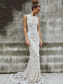 Najpiękniejszy kształt sukni <3