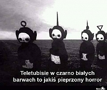 To byłby horror
