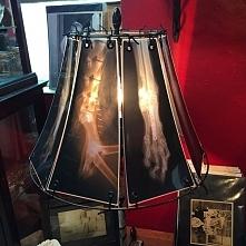 klosz na lampę:)