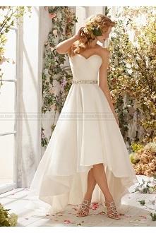 Mori Lee Wedding Dress 6772