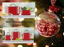 SILIT Zestaw Garnków Quadro...