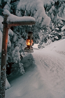 Zima,prawdziwa zima :)