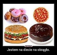 okrągła dieta, kto się pisze?