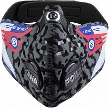 Maska Respro Cinqro to najnowsza maska z kolekcji brytyjskiej firmy Respro. Została zaprojektowana z myślą o amatorach sportów takich jak bieganie, jazda na rowerze, jazda na ro...