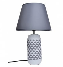 Lampa stołowa nocna ceramic...