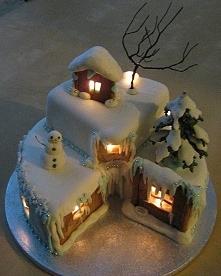 przypięte z Christmas Eve Cake